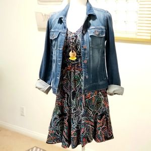 Maeve/Anthropologie Dress Size Small